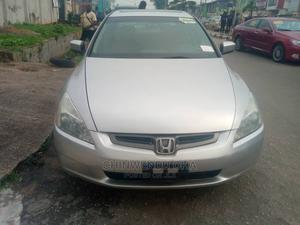 Honda Accord 2003 Silver | Cars for sale in Lagos State, Ojodu