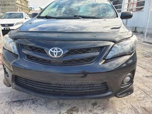 Toyota Corolla 2011 Black | Cars for sale in Lagos State, Ajah