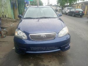 Toyota Corolla 2007 S Blue | Cars for sale in Lagos State, Surulere