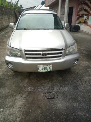 Toyota Highlander 2003 Silver   Cars for sale in Rivers State, Port-Harcourt