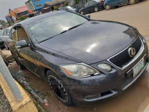 Lexus GS 2001 300 Gray   Cars for sale in Lagos State, Ipaja