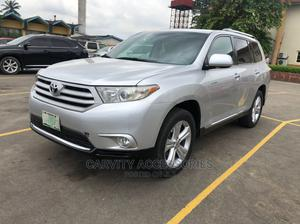 Toyota Highlander 2012 Limited Silver   Cars for sale in Lagos State, Ikeja