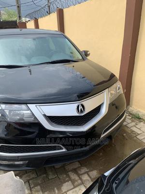 Acura MDX 2010 Black   Cars for sale in Lagos State, Magodo