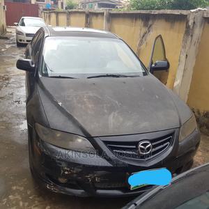 Mazda 6 2005 I Sports Sedan Black   Cars for sale in Lagos State, Abule Egba