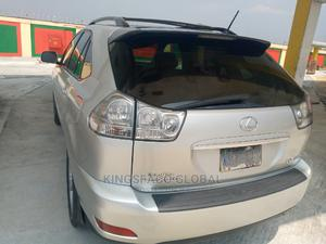Lexus RX 2008 Silver   Cars for sale in Rivers State, Port-Harcourt