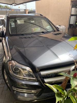 Mercedes-Benz GL-Class 2015 Gray | Cars for sale in Lagos State, Ikoyi