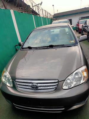 Toyota Corolla 2004 Gray   Cars for sale in Lagos State, Ikeja