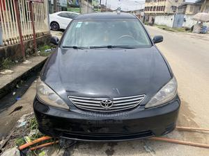 Toyota Camry 2006 Black | Cars for sale in Lagos State, Yaba