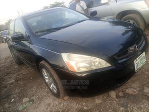 Honda Accord 2005 Black | Cars for sale in Abuja (FCT) State, Jabi
