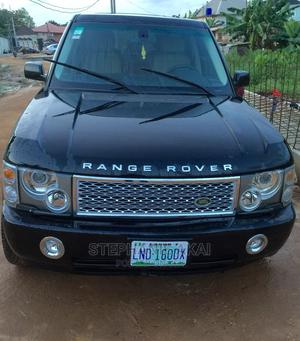 Land Rover Range Rover 2005 Black | Cars for sale in Lagos State, Ikeja