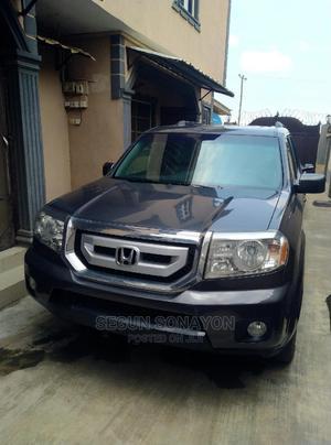 Honda Pilot 2010 Gray   Cars for sale in Lagos State, Victoria Island