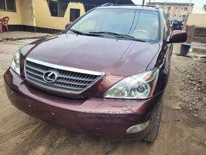 Lexus RX 2008 Brown   Cars for sale in Lagos State, Surulere