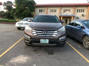 Hyundai Santa Fe 2014 Brown   Cars for sale in Lagos State, Ikeja