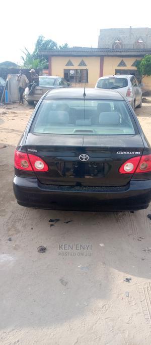 Toyota Corolla 2006 LE Black   Cars for sale in Lagos State, Amuwo-Odofin