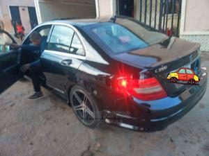 Mercedes-Benz C300 2009 Black | Cars for sale in Delta State, Aniocha South