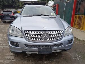 Mercedes-Benz M Class 2008 ML 350 4Matic Blue | Cars for sale in Lagos State, Amuwo-Odofin