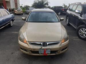 Honda Accord 2006 Sedan EX Black | Cars for sale in Rivers State, Port-Harcourt