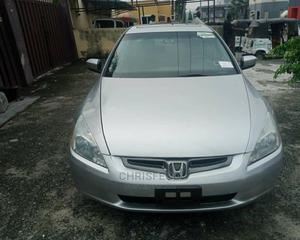 Honda Accord 2004 Silver | Cars for sale in Lagos State, Ikeja