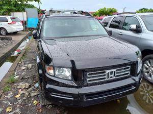 Honda Ridgeline 2008 Black   Cars for sale in Lagos State, Amuwo-Odofin