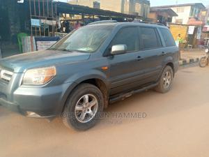 Honda Pilot 2006 Gray | Cars for sale in Ogun State, Sagamu