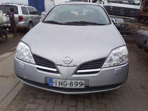 Nissan Primera 2005 Break Automatic Silver   Cars for sale in Lagos State, Amuwo-Odofin