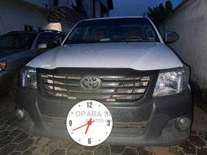 Toyota Hilux 2015 White   Cars for sale in Imo State, Owerri