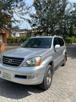 Lexus GX 2007 470 Silver | Cars for sale in Lagos State, Lekki
