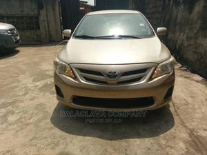 Toyota Corolla 2012 Gold   Cars for sale in Lagos State, Surulere