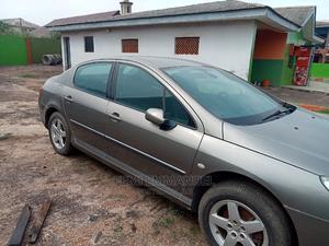 Peugeot 407 2002 Brown | Cars for sale in Ogun State, Abeokuta North