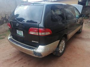 Toyota Sienna 2001 CE Green | Cars for sale in Lagos State, Alimosho