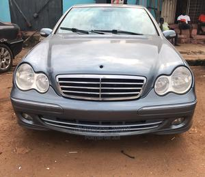 Mercedes-Benz C240 2004 Blue | Cars for sale in Oyo State, Ibadan