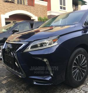 Lexus RX 2013 350 FWD Blue | Cars for sale in Rivers State, Port-Harcourt