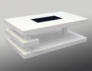 A White Centre Table   Furniture for sale in Lagos State, Ikeja