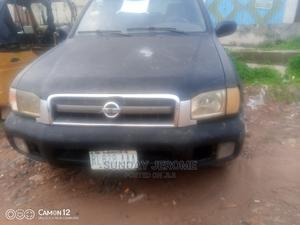 Nissan Pathfinder 2002 Black   Cars for sale in Lagos State, Ikeja