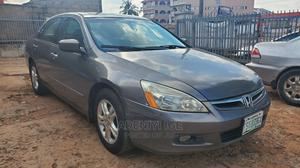 Honda Accord 2006 Gray | Cars for sale in Oyo State, Ibadan