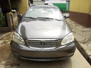 Toyota Corolla 2003 Gray   Cars for sale in Lagos State, Ikeja