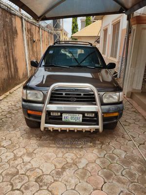 Nissan Pathfinder 2002 SE AWD SUV (3.5L 6cyl 5M) Black | Cars for sale in Ebonyi State, Abakaliki