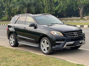 Mercedes-Benz M Class 2014 Black | Cars for sale in Abuja (FCT) State, Central Business District