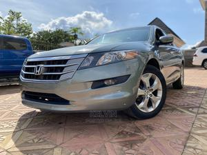 Honda Accord Crosstour 2011 EX-L AWD Gray   Cars for sale in Abuja (FCT) State, Central Business District