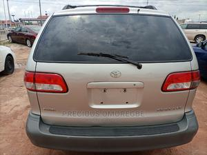 Toyota Sienna 2002 Silver   Cars for sale in Edo State, Benin City