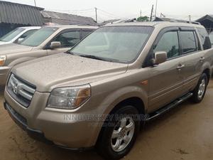 Honda Pilot 2007 Gold | Cars for sale in Lagos State, Apapa