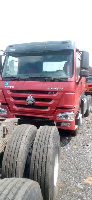 Howo Sino Tractor Head.   Trucks & Trailers for sale in Lagos State, Amuwo-Odofin