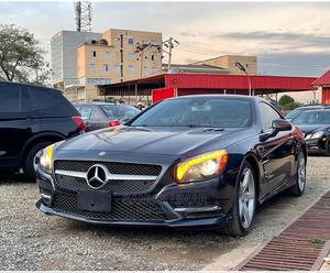 Mercedes-Benz SL-Class 2014 Black   Cars for sale in Abuja (FCT) State, Mabushi