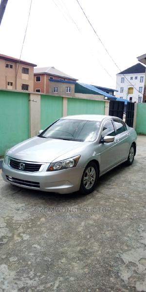 Honda Accord 2008 2.4 EX-L Silver | Cars for sale in Lagos State, Ikotun/Igando