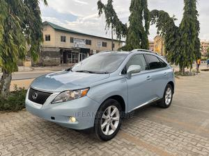 Lexus RX 2010 350 Blue | Cars for sale in Lagos State, Amuwo-Odofin