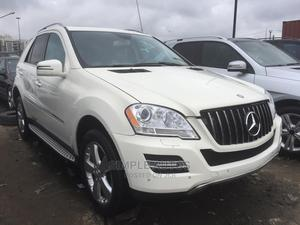 Mercedes-Benz M Class 2011 ML 350 4Matic White | Cars for sale in Lagos State, Apapa