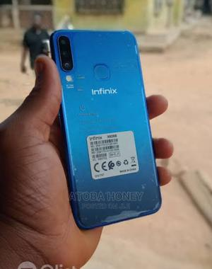 Infinix S4 32 GB Blue   Mobile Phones for sale in Lagos State, Surulere