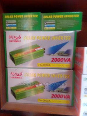 2000w Solar Power Inverter Available   Solar Energy for sale in Lagos State, Lekki