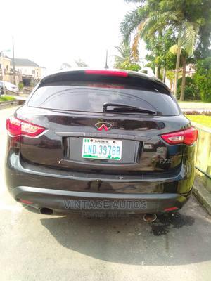 Infiniti FX 2010 Black | Cars for sale in Lagos State, Ikeja