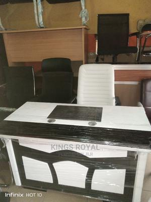 Imported Executive Office Table With the Executive Chair   Furniture for sale in Lagos State, Ogba